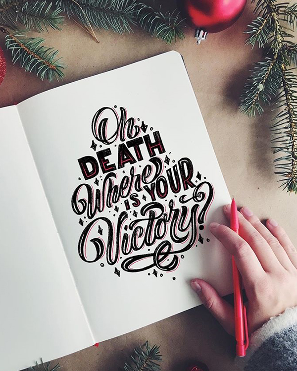 Remarkable Lettering and Typography Designs for Inspiration - 3