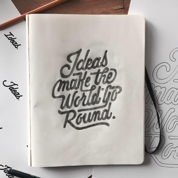 Remarkable Lettering and Typography Designs for Inspiration - 37