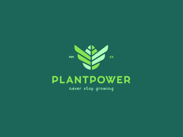 Plant Power Logo