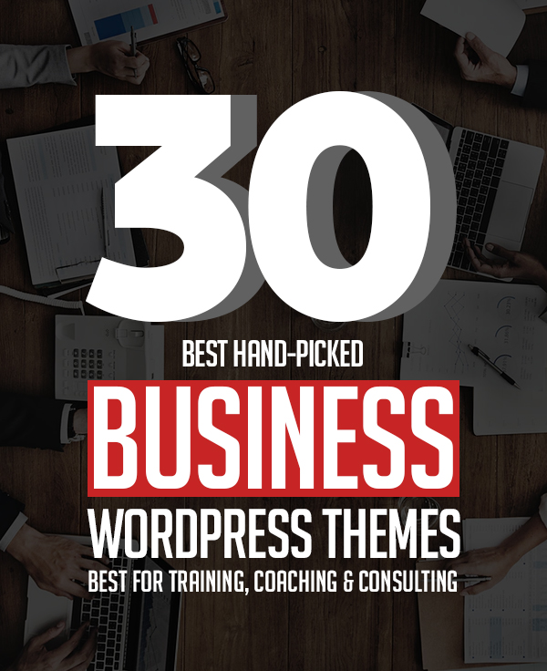 30 Best Consultant WordPress Themes For 2020