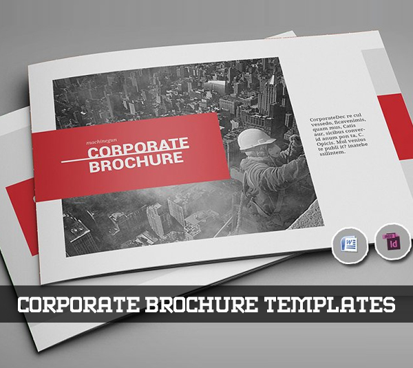 Creative and Clean Brochure Templates