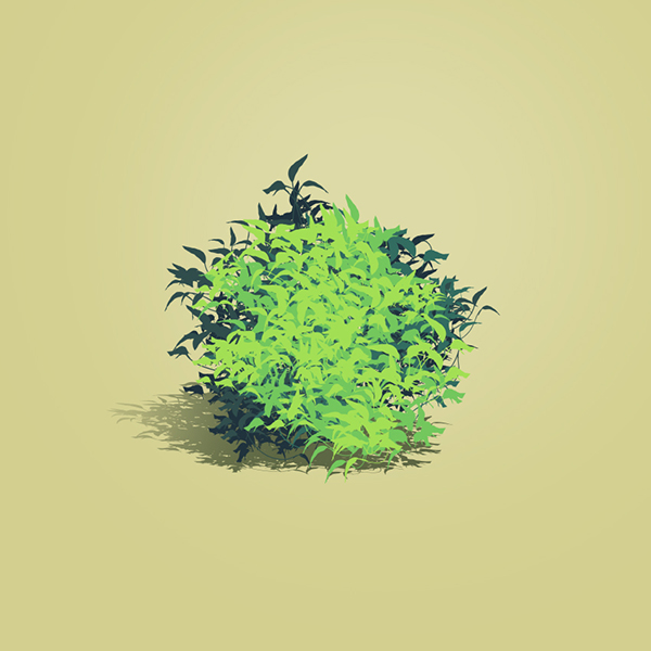 How to Create a Leaf Brush in Photoshop