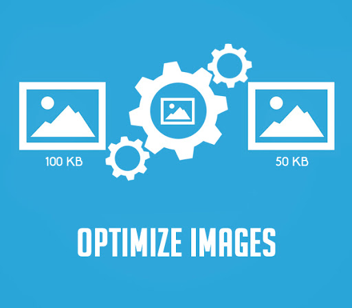 Optimize the Images to Improve Performance
