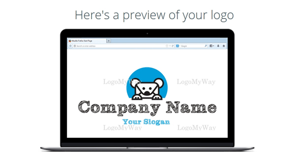 Step #5: Instantly download your new logo