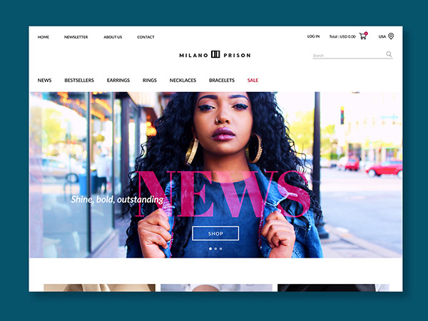 Web Design: 35 Modern Website Designs with Amazing UIUX - 15
