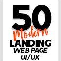 Post Thumbnail of 50 Modern Landing Page Design Concepts