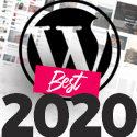 Post Thumbnail of 50 Best Responsive Multi-Purpose WordPress Themes For 2020