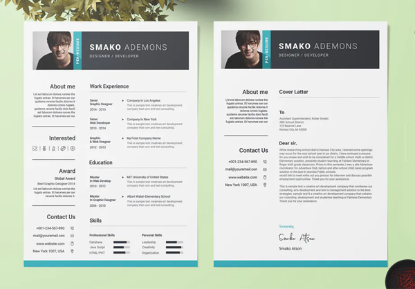 Pefect Resume Template
