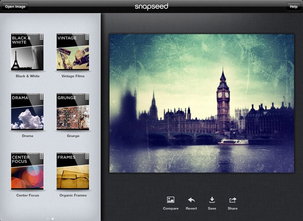 Snapseed Software