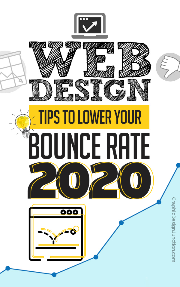 8 Web Design Tips to Lower Your Bounce Rate
