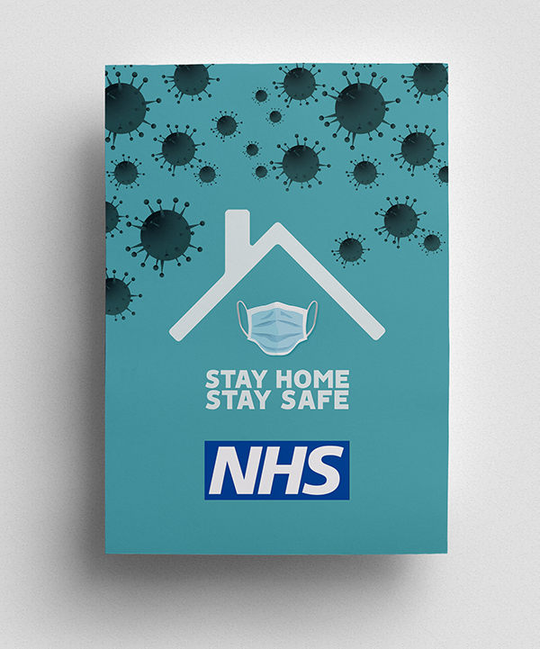 Thank you to NHS Poster - 3