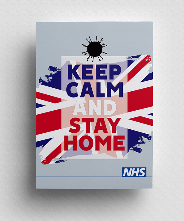 Thank you to NHS Poster - 4