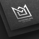 Post Thumbnail of Free Silver Logo Mockup on Paper
