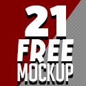 Post thumbnail of Fresh Free PSD Mockup Templates (21 Mock-ups)