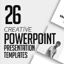 Post Thumbnail of 26 Creative PowerPoint Presentation Templates