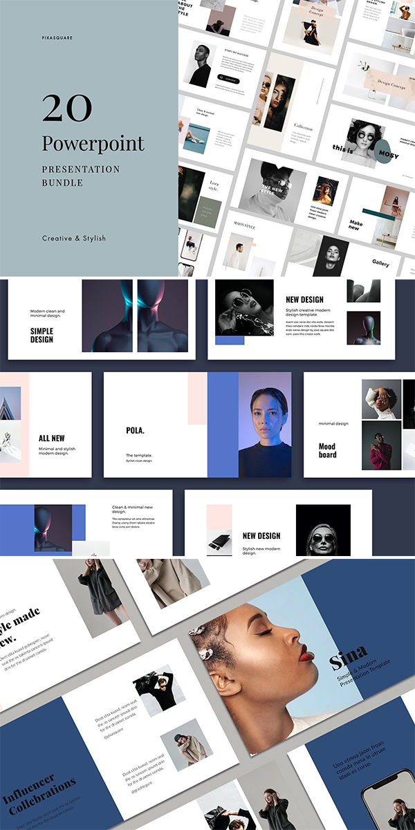 Powerpoint Bundle Template