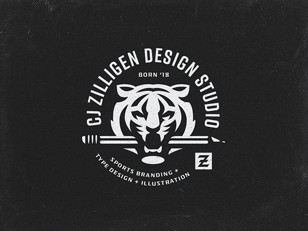Creative Badge & Emblem Designs - 35