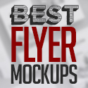 Post Thumbnail of 25 Best Free Flyer Mockups