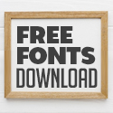 Post thumbnail of Free Fonts Download (18 Fonts)