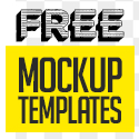 Post thumbnail of Free PSD Mockups: 25 New MockUp Templates