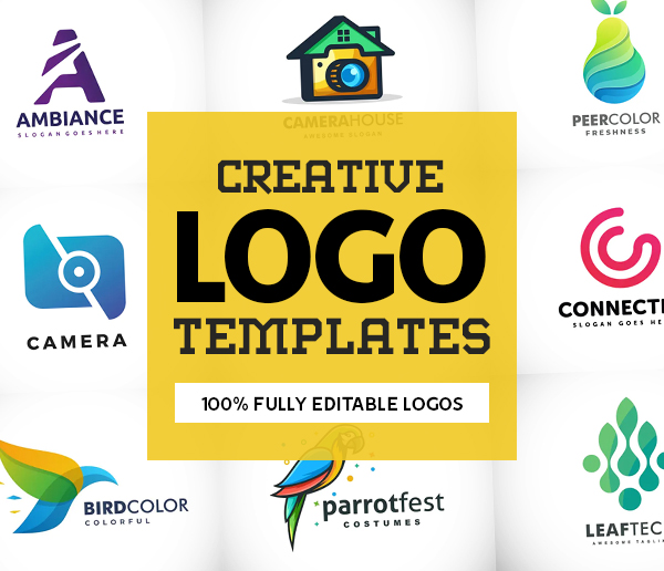 26 Creative Logo Design Templates for Inspiration #70