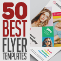 Post Thumbnail of 50 Best Corporate Business Flyer Templates