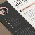 Post Thumbnail of 15+ Creative CV / Resume Templates with Cover Letters