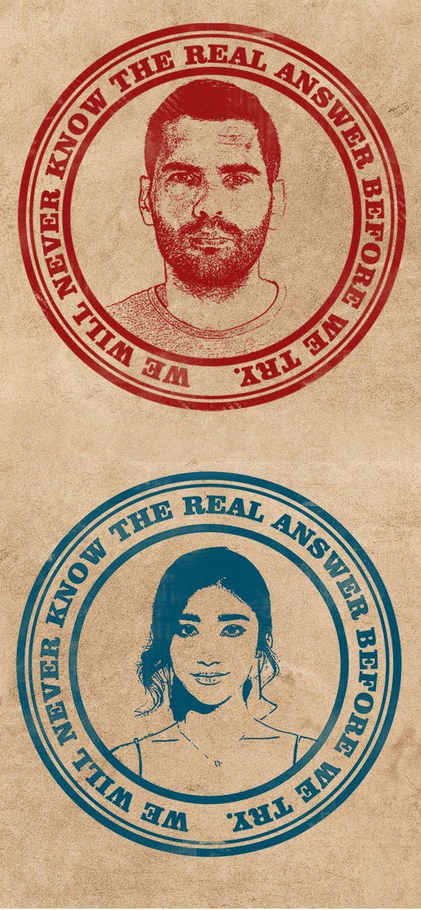 How to Create Portrait Stamp Effect in Photoshop Tutorial