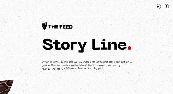 Story Line - Website Design - 13