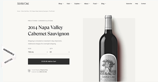 Silver Oak - Website Design - 17