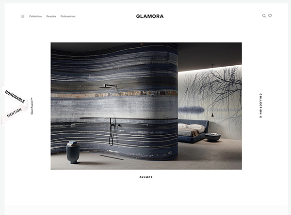 Glamora - Website Design - 20