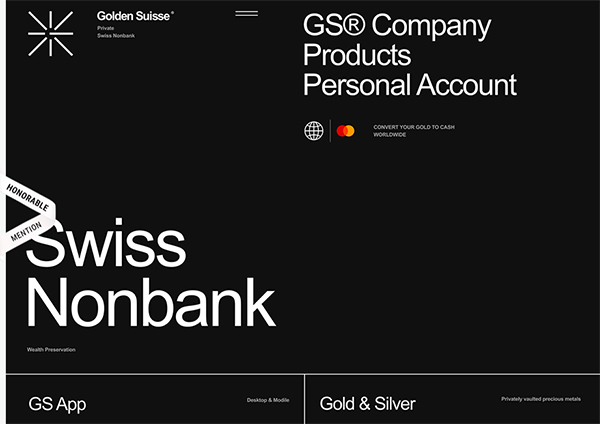 Golden Suisse - Website Design - 24