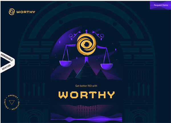 Worthy - Website Desig - 26