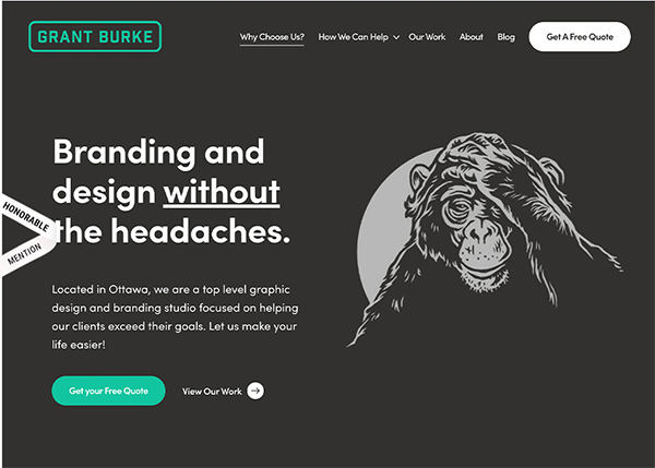 Grant Burke - Website Design - 27