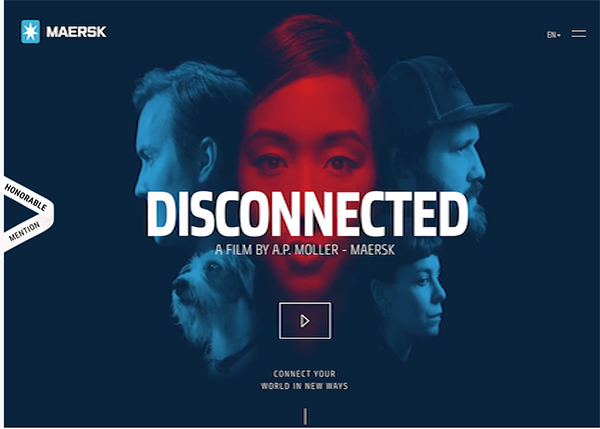 Maersk Disconnected - Website Design - 34
