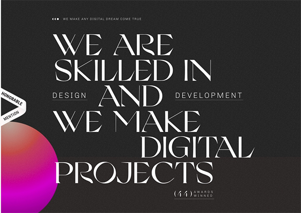 Patrick David Creative Studio - Website Design - 41