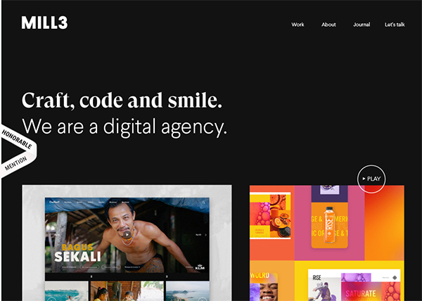 MILL3 STUDIO - Website Design - 45