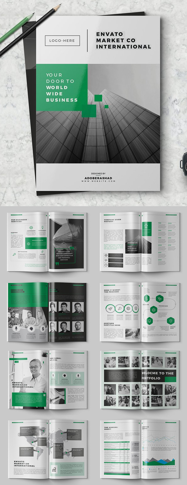 Green Company Brochure