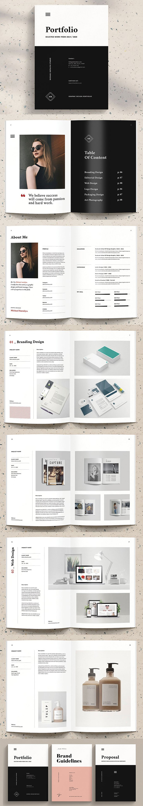 Creative Brochure Pack