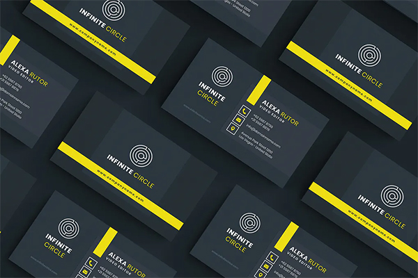 Perfect Creative Business Card Design