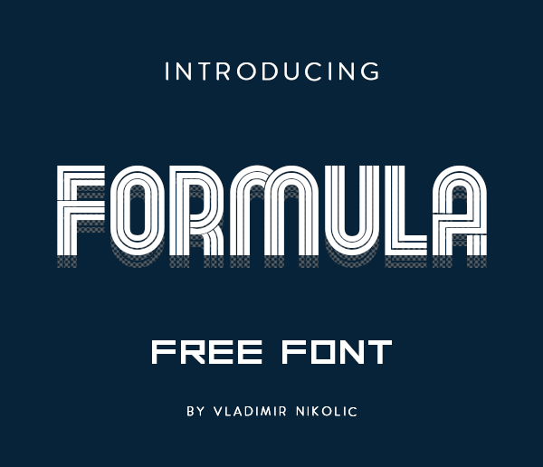 100 Greatest Free Fonts For 2021 - 49