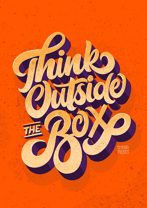 Think Outside The Box by Janyn Ruth Ormeo