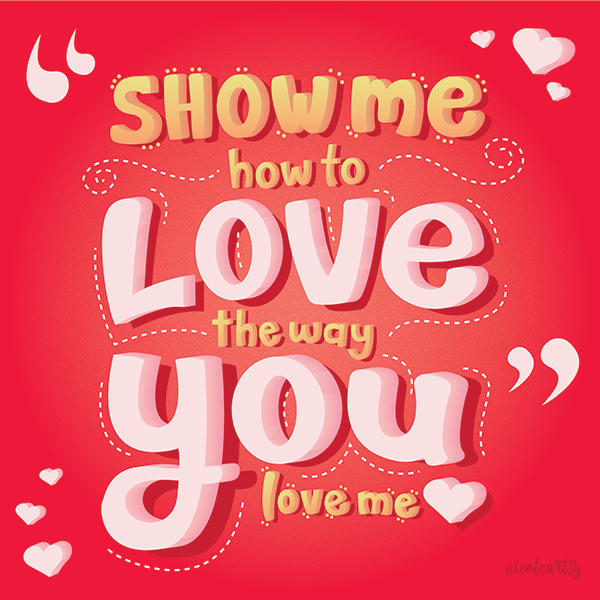 Show me how to Love by Nicole Aslee Babia