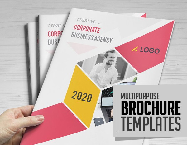 25 Best Business Brochure Templates Design