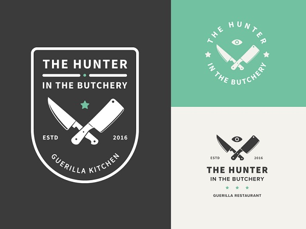 Creative Badges & Emblems Logo Designs For Inspiration - 27