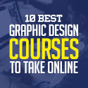 Post thumbnail of 10 Best Graphic Design Courses to Take Online