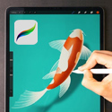 Post Thumbnail of 25 Best Procreate Brushes For Procreate App