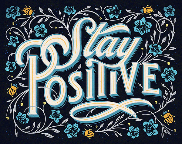 35 Remarkable Lettering and Typography Designs for Inspiration - 15