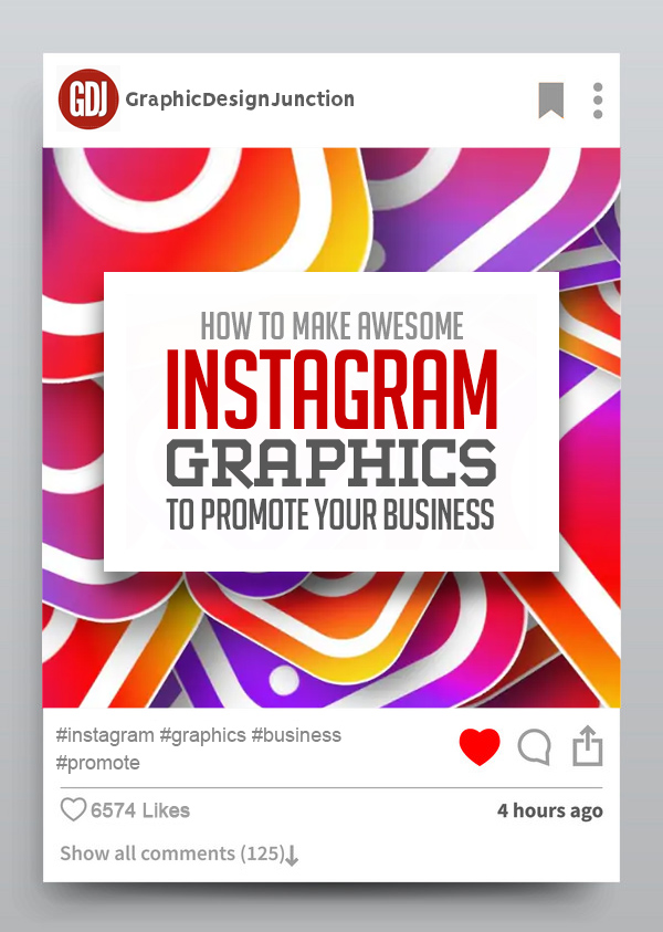 How to Make Awesome Instagram Graphics to Promote Your Business