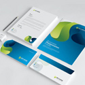 Post thumbnail of 30 Modern Business Branding / Stationery Templates Design